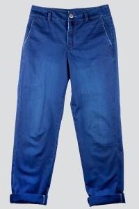 Pantalon chino modèle alofi aspect vintage sugar pour femme