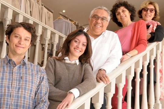 La famille Tokatlian - La famille Sugar