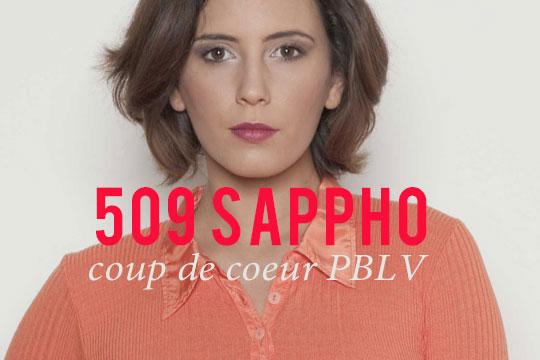 Le polo Sappho Sugar coup de coeur PBLV