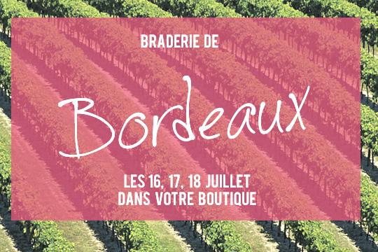 Braderie de Bordeaux été 2015