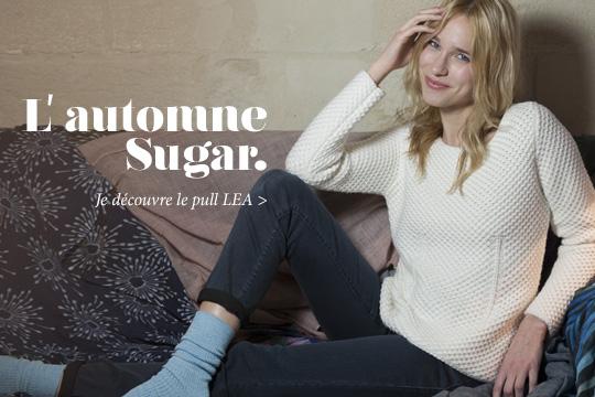 Pull en laine pour femme Sugar