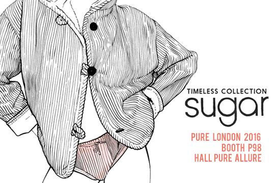 Sugar at Pure London