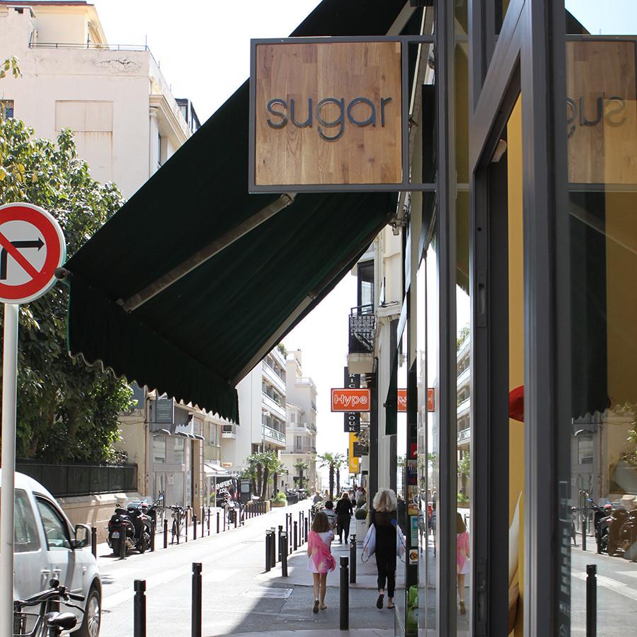 Nouvelle adresse Sugar Cannes au 4 rue Macé