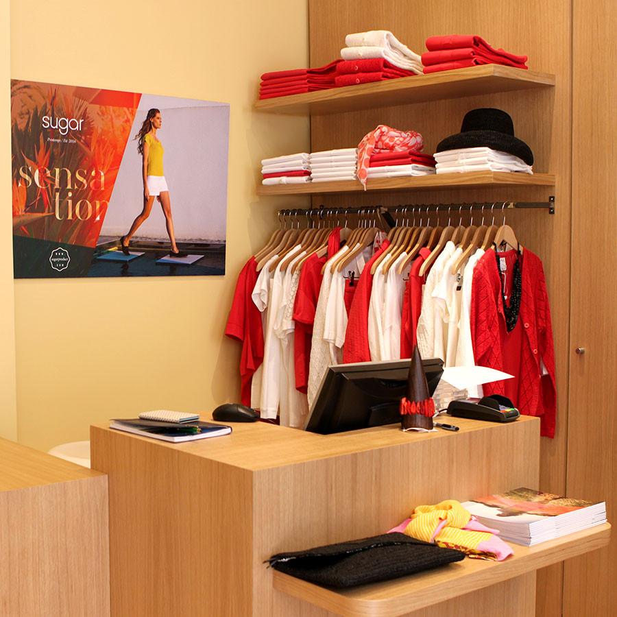 Nouvelle boutique pour femme à Cannes : Sugar mode femme