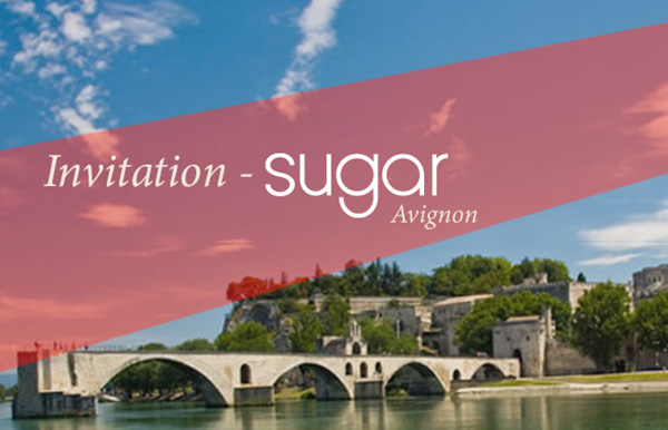 Invitation gourmande Sugar Avignon
