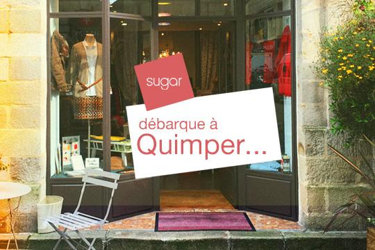 Sugar au magasin Poles Quimper