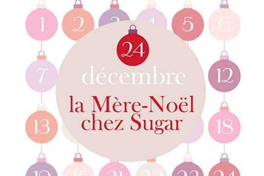 Mère Noël chez Sugar 24 décembre 2016 Marseille