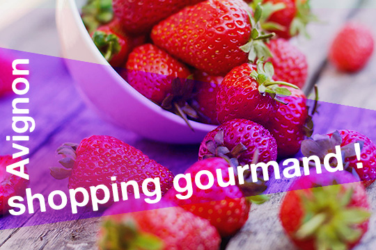shopping gourmand Sugar Avignon